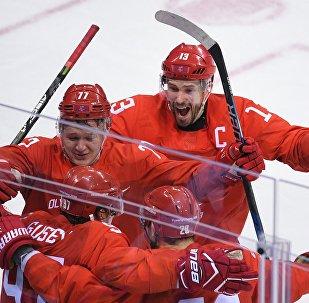 Финальный матч Россия - Германия
