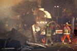 Шесть человек пострадали при взрыве в английском Лестере