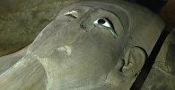 Раскопки некрополя в Египте