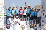 Казахстанский велоклуб Astana Pro Team  начал новый сезон с серии побед