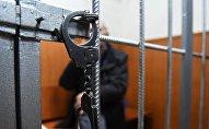 Ходатайство следствия об аресте водителя автобуса В. Тихонова в Басманном суде