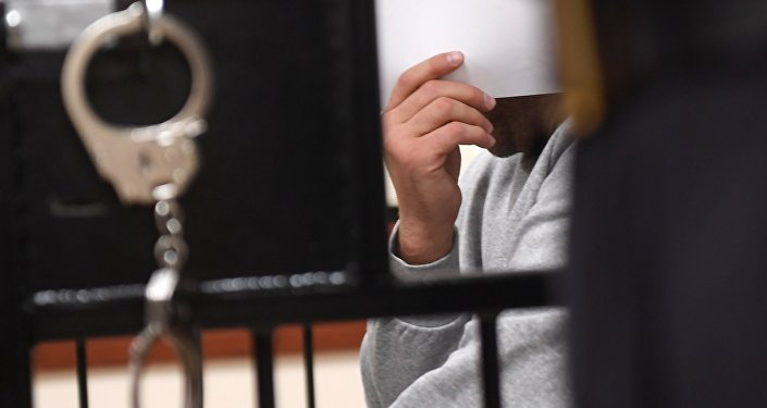 Рассмотрение ходатайства следствия об аресте подозреваемых в перестрелке в Москва-Сити