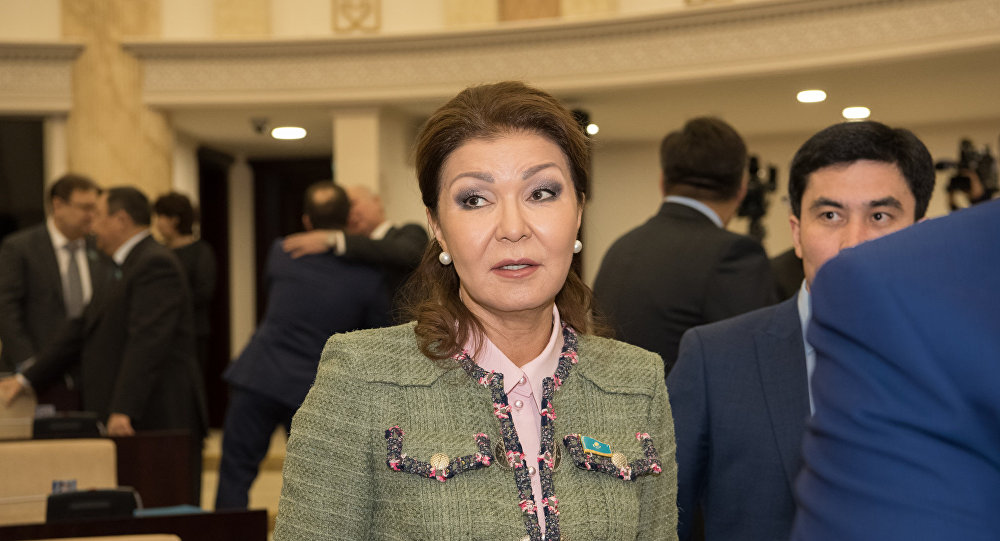 Сенаттың халықаралық қатынастар, қорғаныс және қауіпсіздік комитетінің төрайымы Дариға Назарбаева