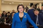 Депутат Сената Парламента РК Бырганым Айтимова