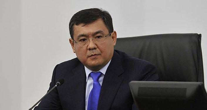 Вице-министр энергетики РК Гани Садибеков