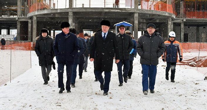 Подготовка к форуму межрегионального сотрудничества в Петропавловске
