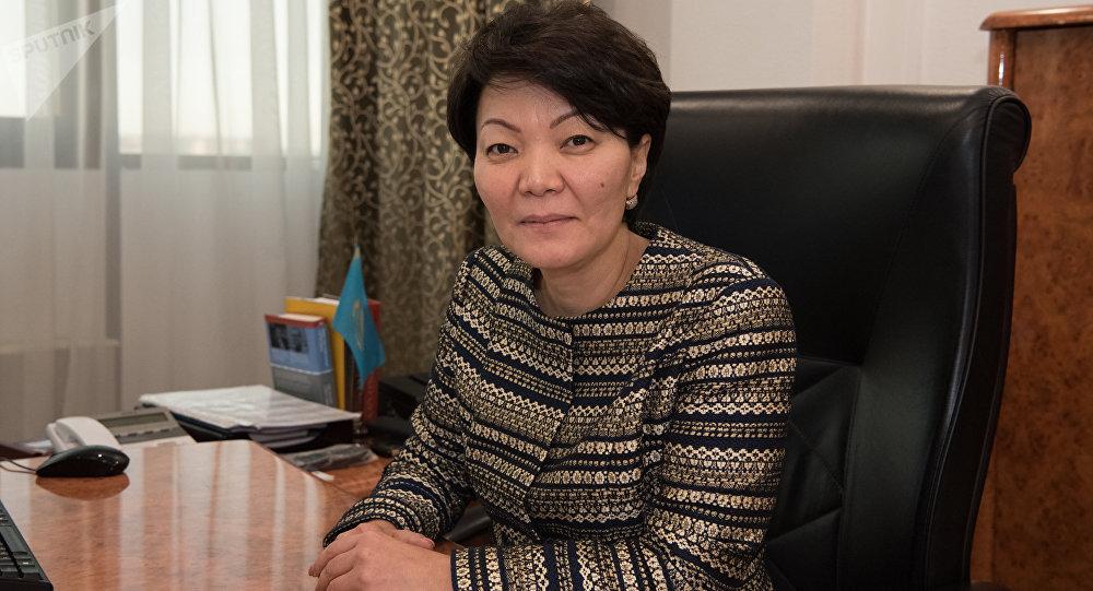Светлана Жақыпова
