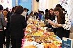 Благотворительная ярмарка от сотрудников Министерства иностранных дел