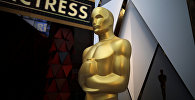 Подготовка к трансляции кинопремии Оскар