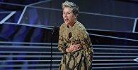 Фрэнсис МакДорманд получила Оскар в номинации Лучшая актриса