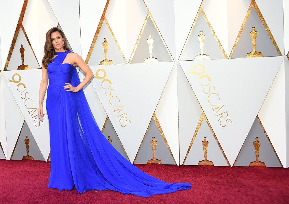 Дженнифер Гарднер  на Оскар-2018