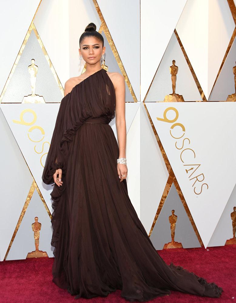 Зендая на Оскар-2018