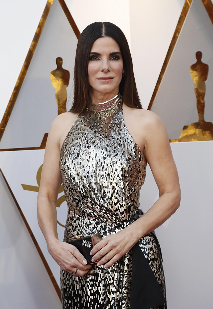 Сандра Буллок на Оскар-2018