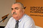 Армянский политолог Арам Сафарян