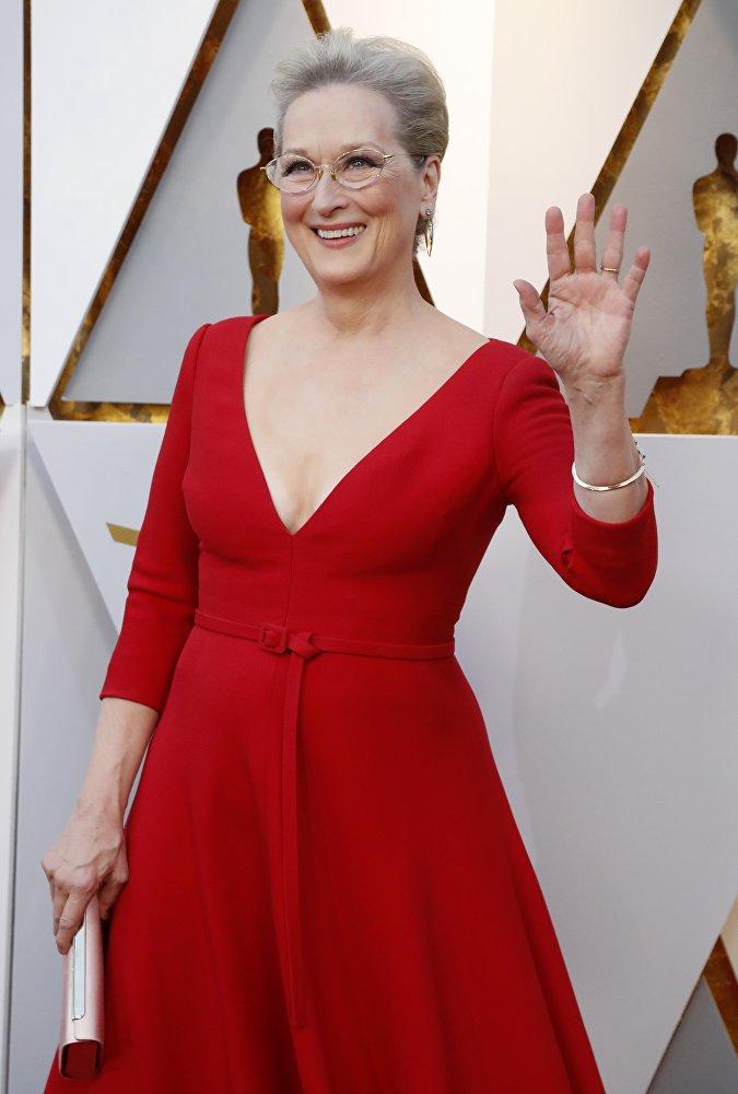 Мерил Стрип на Оскар-2018