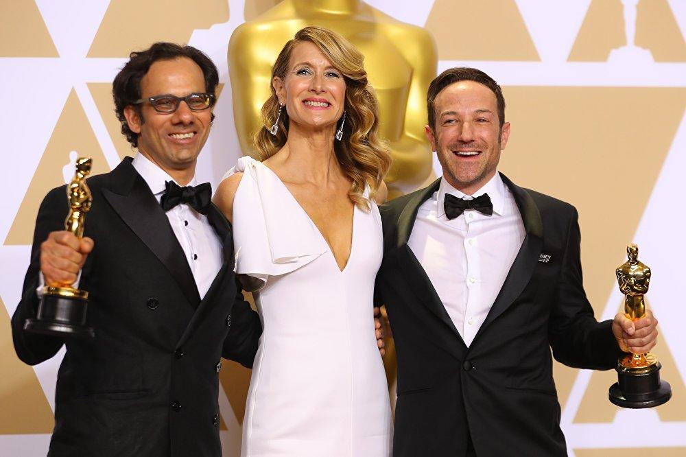 Лора Дерн на Оскар-2018