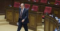 Армен Саркисян избран четвертым президентом Армении