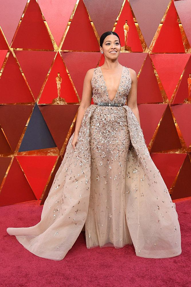 Джина Родригес на Оскар-2018