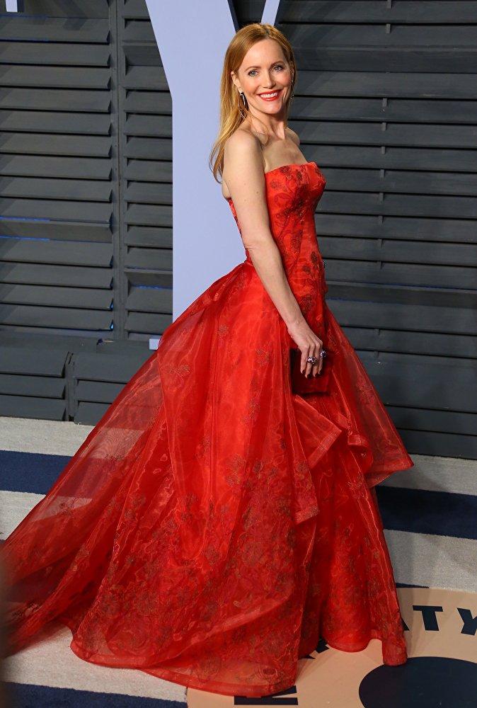 Лесли Манн на Оскар-2018