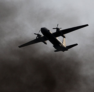 Ан-26 ұшағы