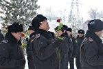 Полицейские Петропавловска устроили флэшмоб в честь Международного женского дня