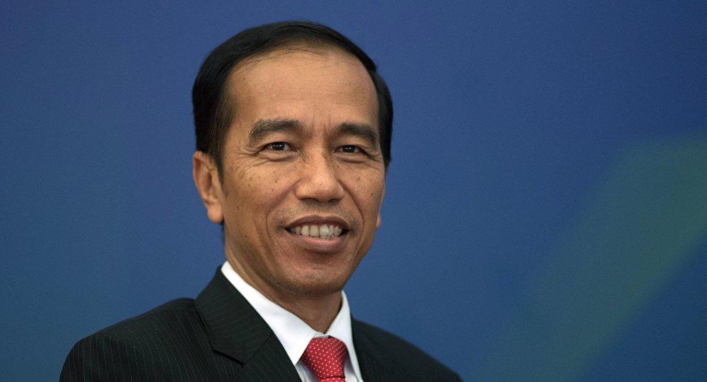 Индонезия президенті Джоко Видодо, архив
