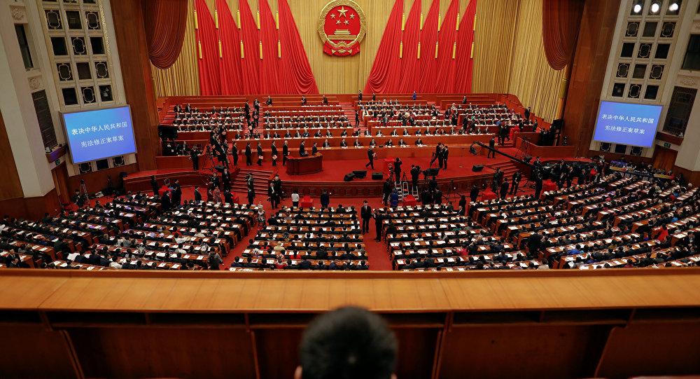 ЛиКэцян переизбран напост премьера Китайская народная республика