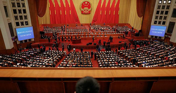 Депутаты (ВСНП) одобрили внесение в конституцию страны поправки, отменяющей ограничение двумя пятилетними сроками пребывания на посту председателя и вице-председателя КНР