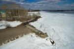Весенние паводки, архивное фото