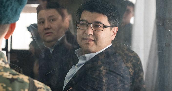 Куандык Бишимбаев приговорен к 10 годам колонии