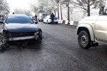 Lexus насмерть сбил девушку
