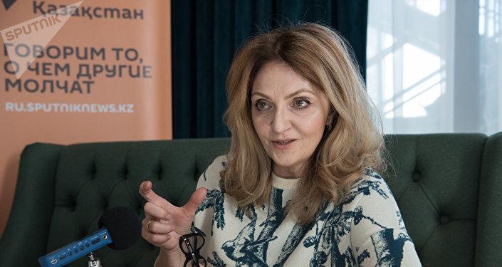Психолог-консультант Галина Макарова