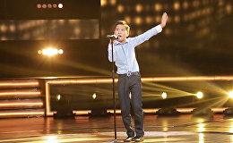 Песня А-Студио стала счастливым билетом для Даулетхана Аханова на Ты супер!