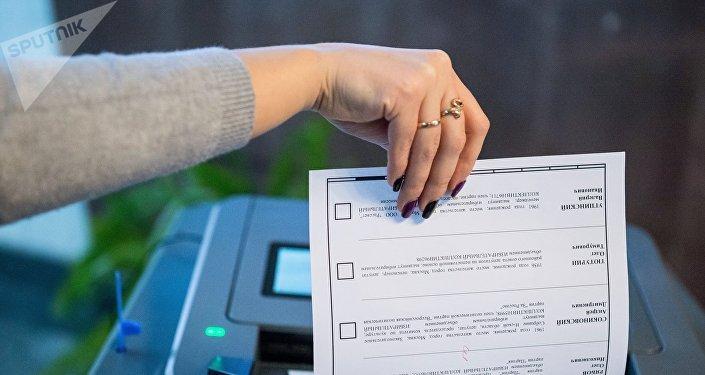 Комплекс обработки избирательных бюллетеней
