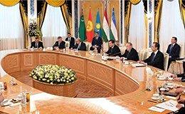 Видео по итогам Рабочей (консультативной) встречи глав государств Центральной Азии