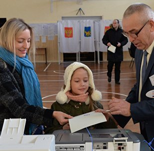 Ресейдің аймақтарындағы РФ президенті сайлауы