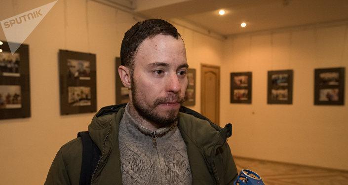 Житель Омска Дмитрий Одинцов