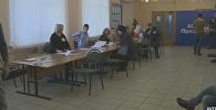 Открытие избирательных участков на выборах президента РФ 2018