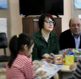 Психолог центра Мейерим Юлия Проняева