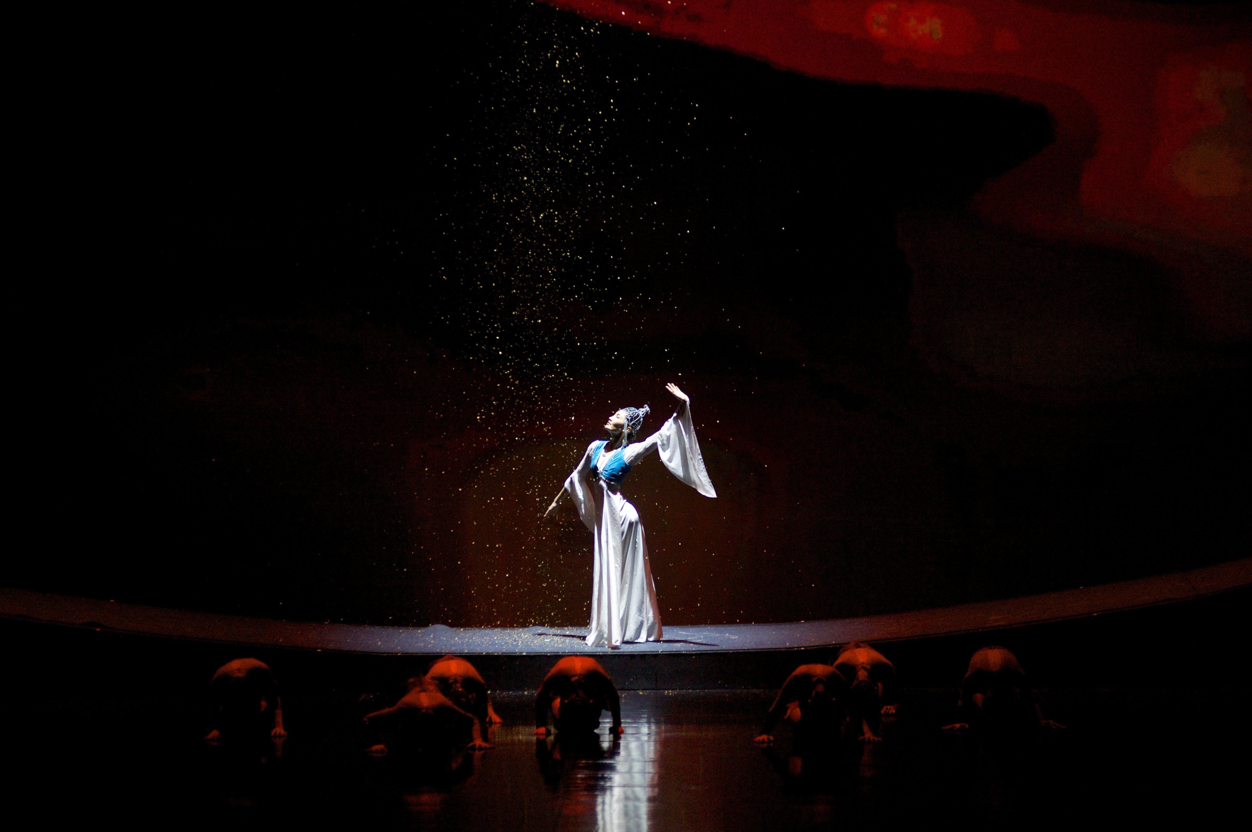 Концертная программа Арнау в театре Астана Балет