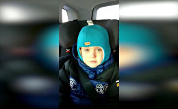 Мальчик в Новосибирске расплакался из-за того, что не увидел дядю Путина