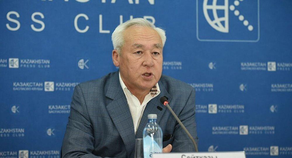 Сейітқазы Матаев
