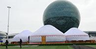 Астанада 1000 литр Наурыз көже дайындалады