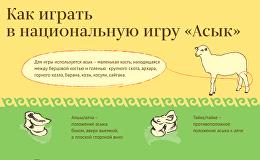 Национальная игра Асык