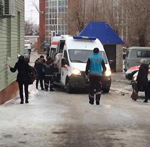 Улицы Актобе покрылись льдом, в трампунктах – аврал