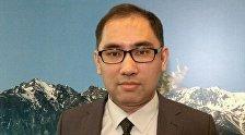 Заместитель председателя государственного комитета Узбекистана по развитию туризма Шахрук Шарахметов