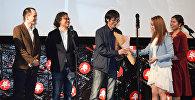Награждение победителей премии Выбор кинокритиков