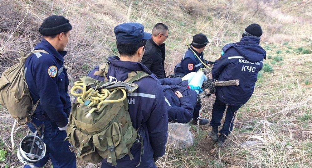Спасатели Казахстана получат возможность досрочного выхода на пенсию