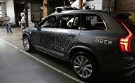 Беспилотник Uber