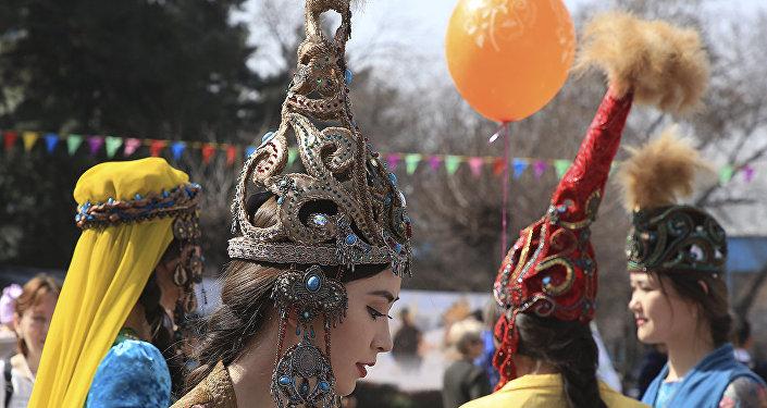 Алматыдағы Наурыз мерекесі